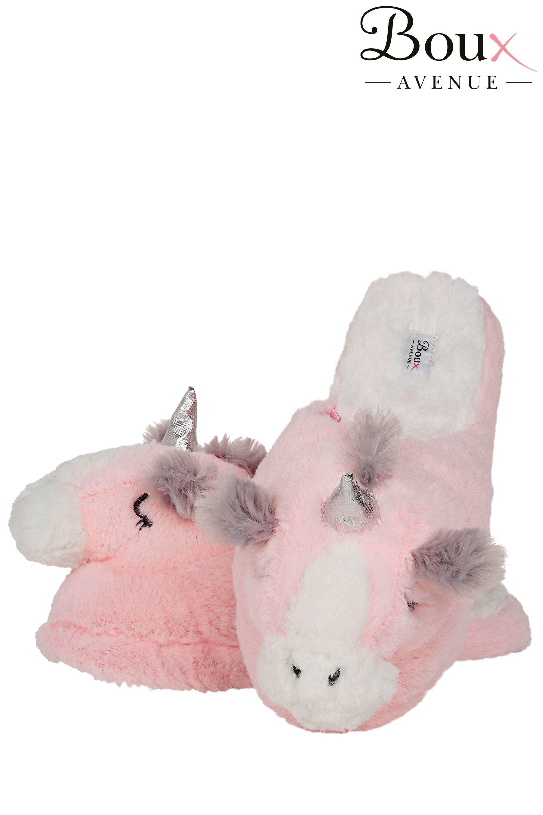 unicorn mule slippers