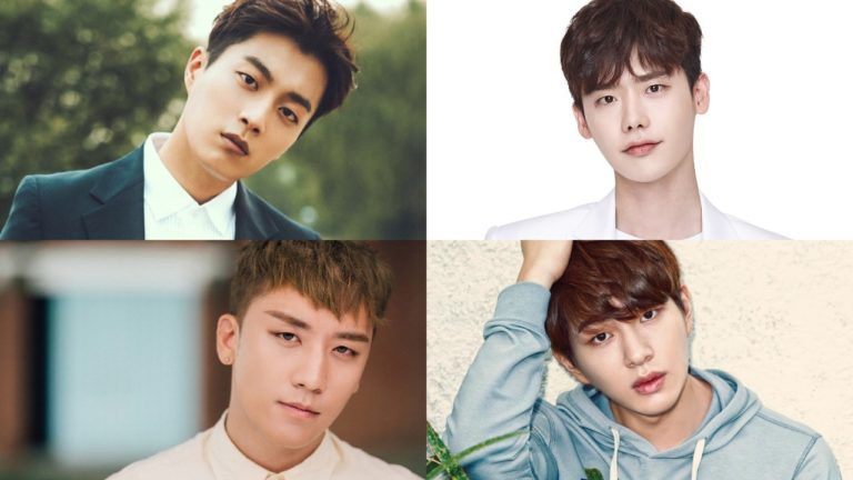 18 Kdrama And Kpop Stars Affected By New Enlistment Laws Kdrama Drama News Queen For Seven Days