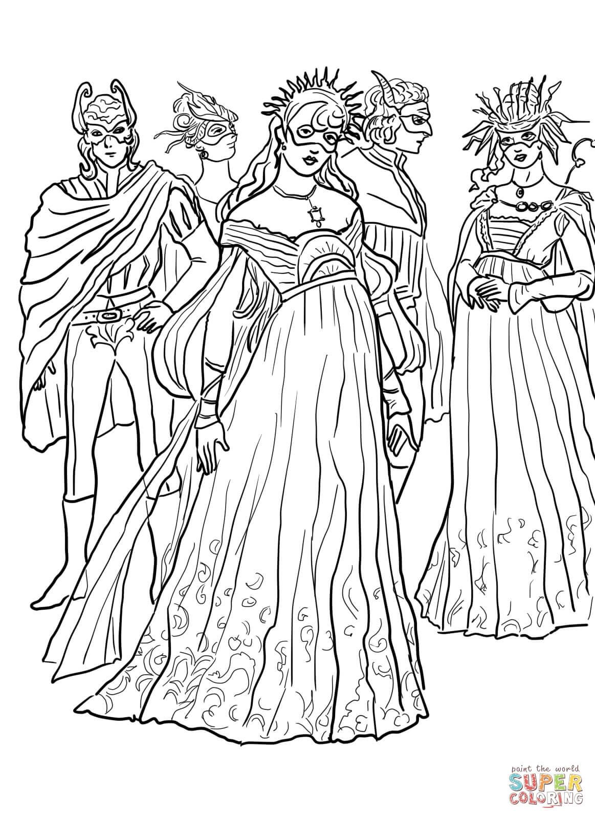 Romeo And Juliet Coloring Pages Gallery
