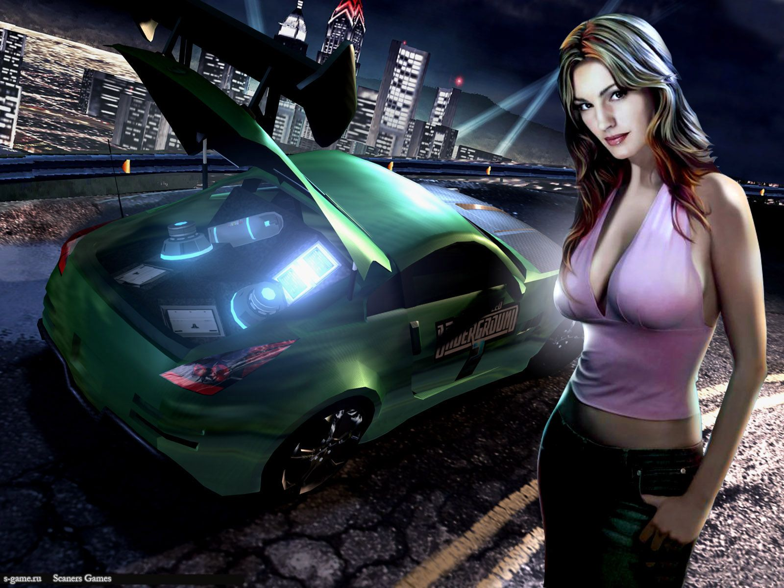 Need For Speed What A Beautiful Car Nfs Wolken Fast And Furious Vliegen