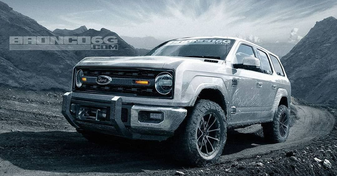 Ford Bronco Is Coming Back 2020 Bronco Will Make Its Debut In