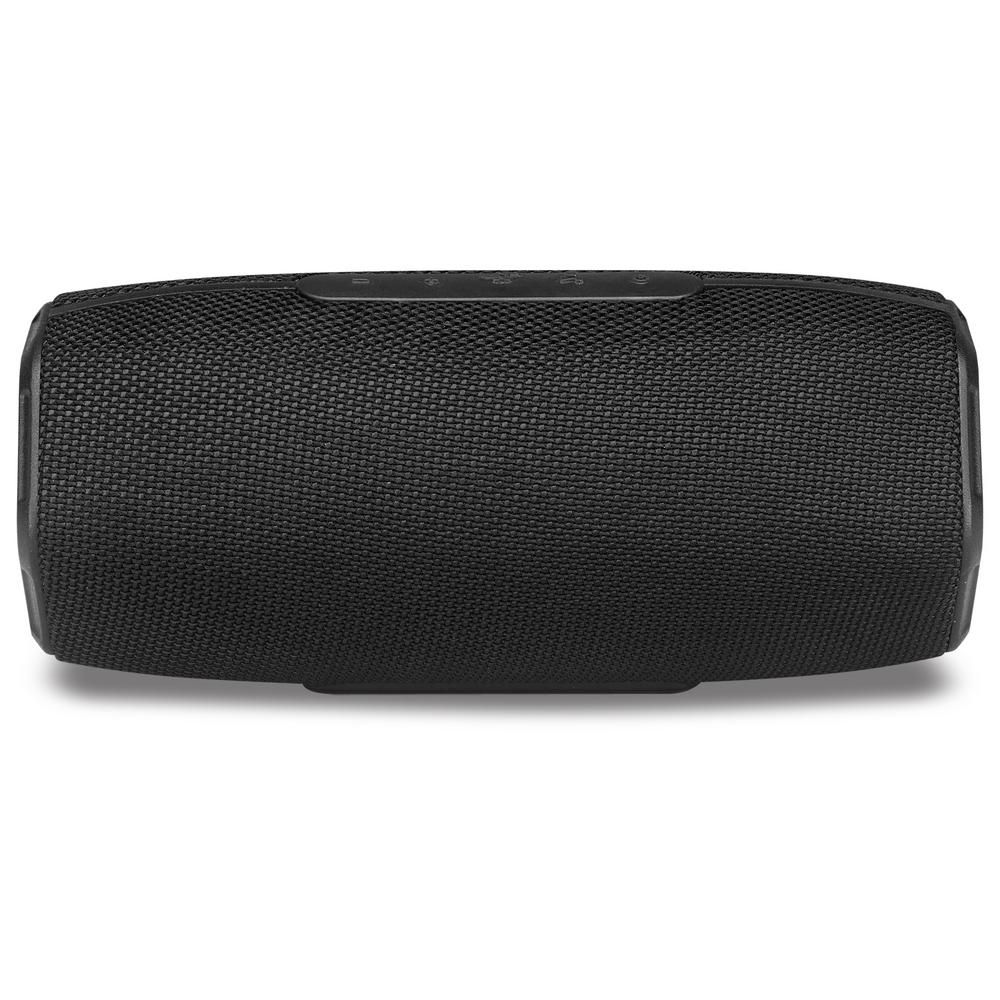 Ilive Waterproof Portable Bluetooth Speaker Black Bluetooth