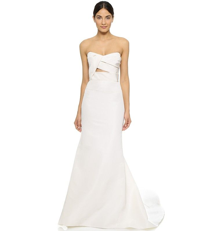 How to Get Effortless French Bridal Style via @WhoWhatWear | KK ...