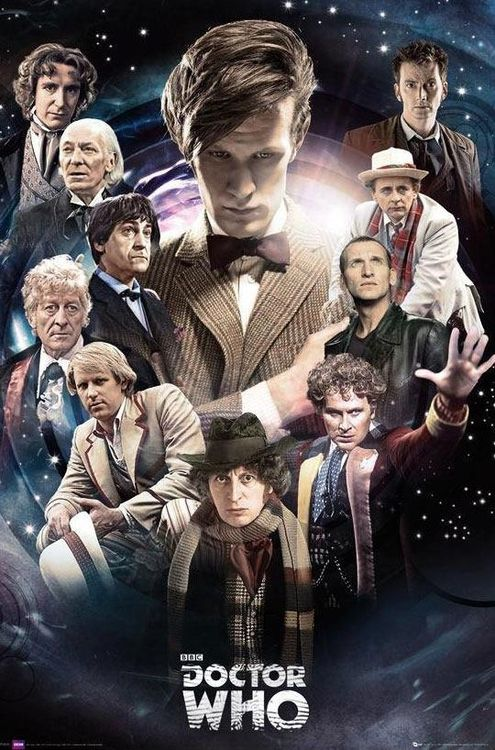 From The Timelord S Archive Doctor And His Companions Traveling Through Time And Space Http Pinterest Com Timel Doctor Who Poster Doctor Who Tv Doctor Who