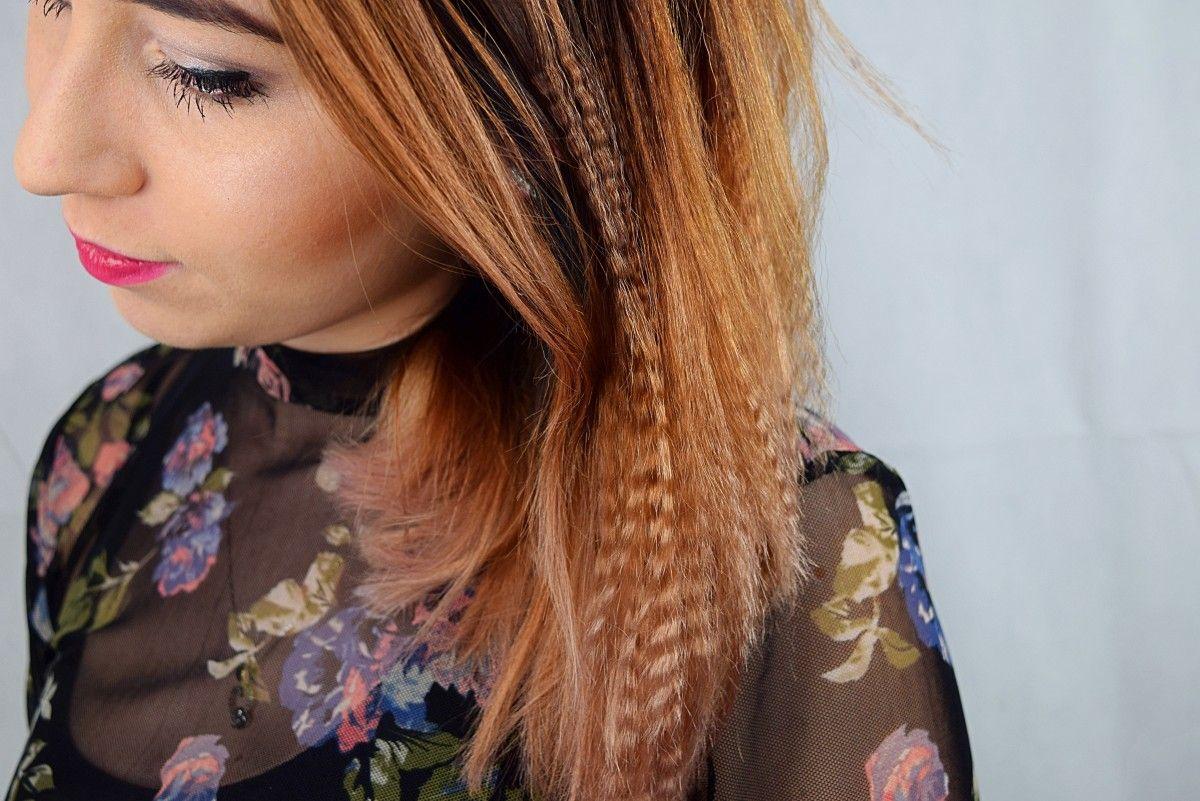 Haare Kreppen Einfache Flechtfrisur Mit Ghd Swanted Magazine Geflochtene Frisuren Haar Styling Flechtfrisuren
