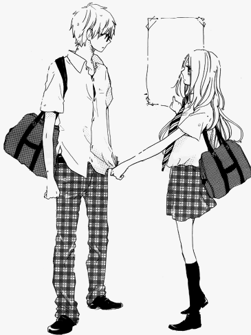 Couple couple manga pinterest manga dessin manga et dessin - Dessin manga couple ...