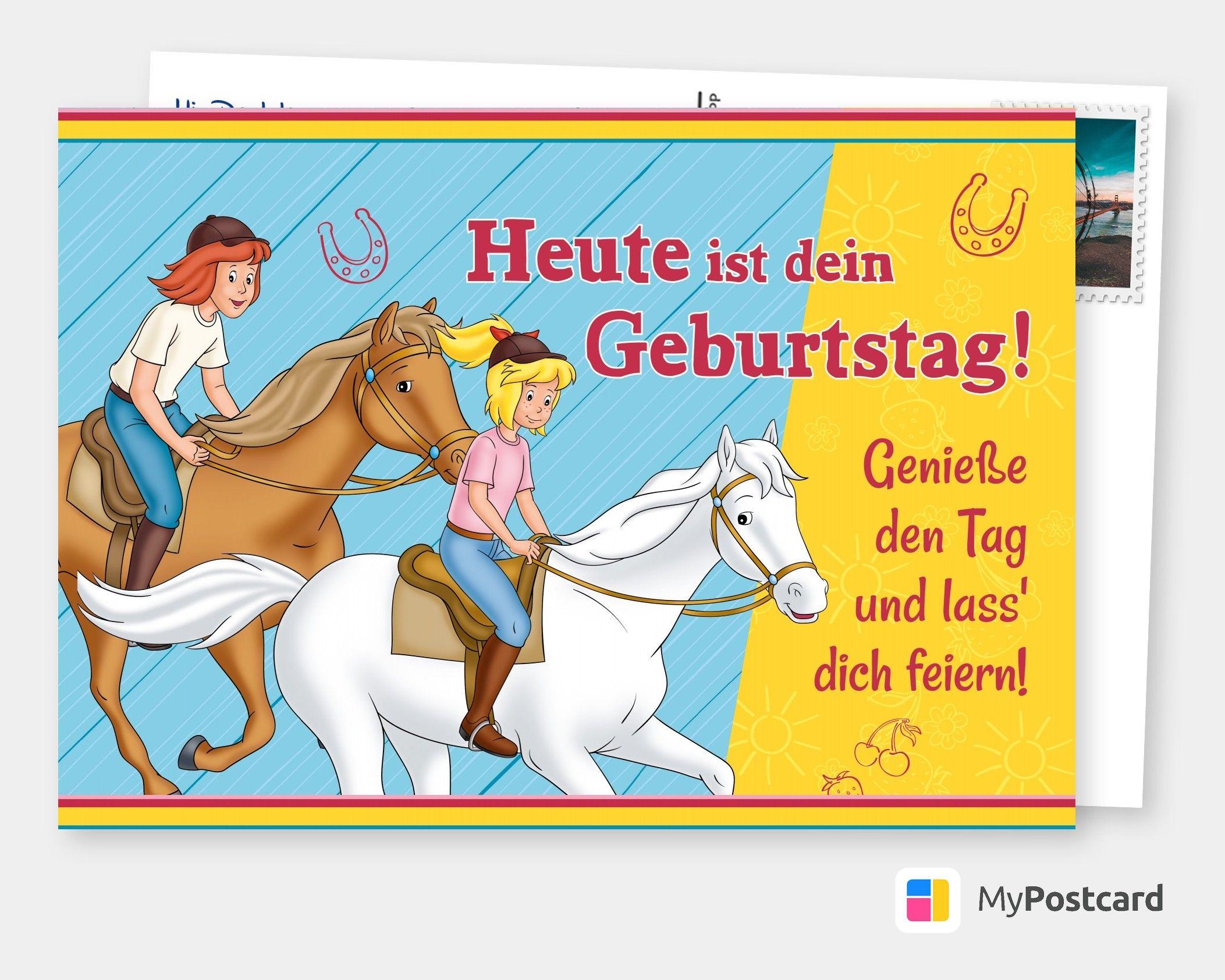 Bibi Tina Geburstagskarte Film Musik Karten Echte Postkarten Online Versenden Comic Book Cover Comic Books Book Cover