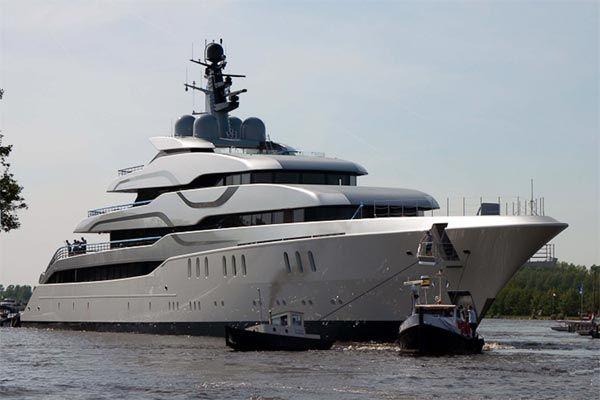 superyacht tango is named in 4 categories  interior design