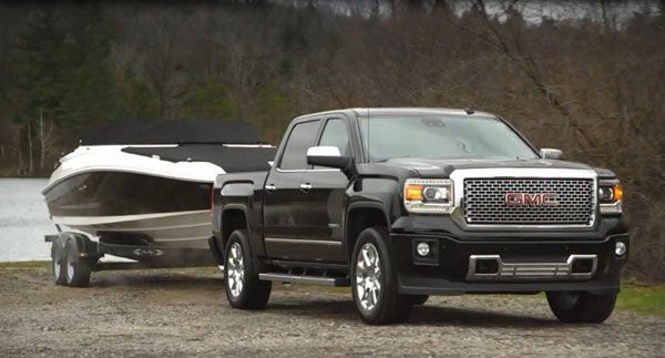 2015 GMC Sierra All Terrain HD Adds fort and Style