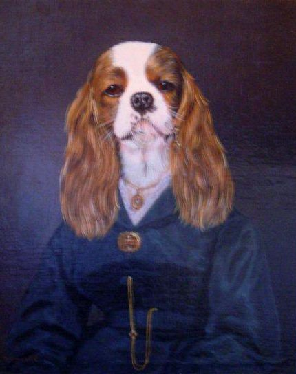 """The Art of Thierry Poncelet """" Ancestral Dogs """" AnOther"""