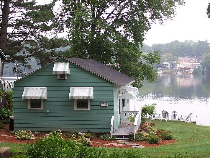 Lake Lashaway Rental Cottage Central Massachusetts