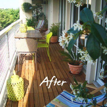 Amenager Un Balcon Tout En Longueur Deco Balcon Comment