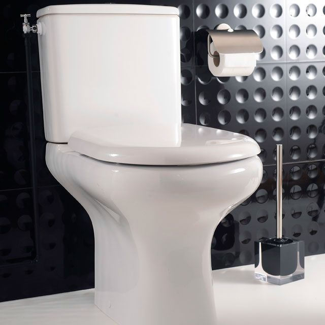 Pack wc blanc pearl castorama wc bidet pinterest for Meuble wc castorama