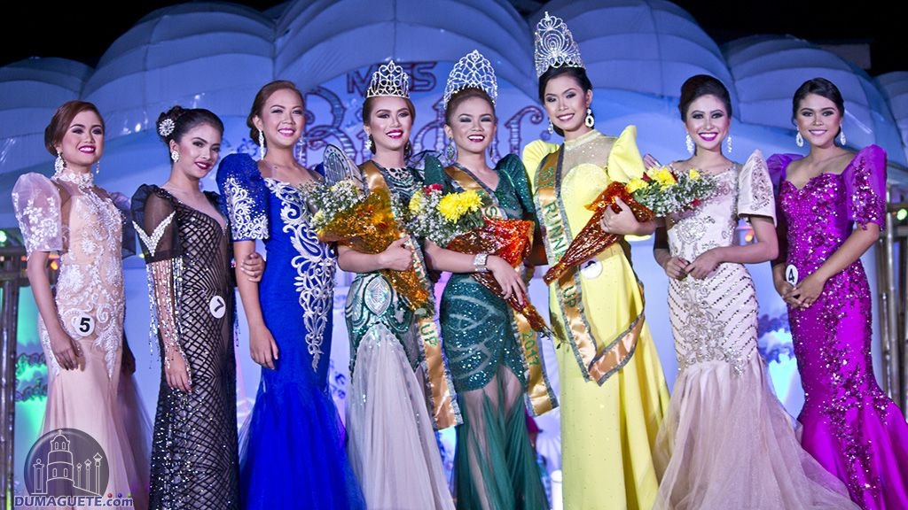 Miss Bindoy 2017 Evening Gown