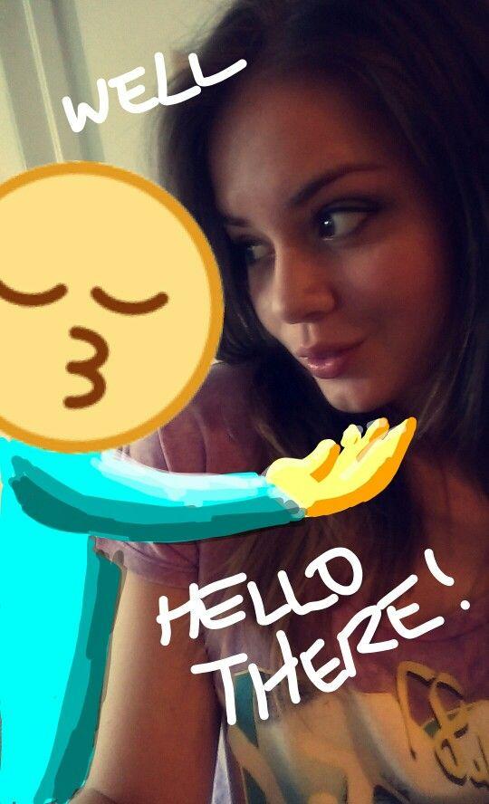 emoji bae is a cuddly one i tell you add operamericano for more snapchat