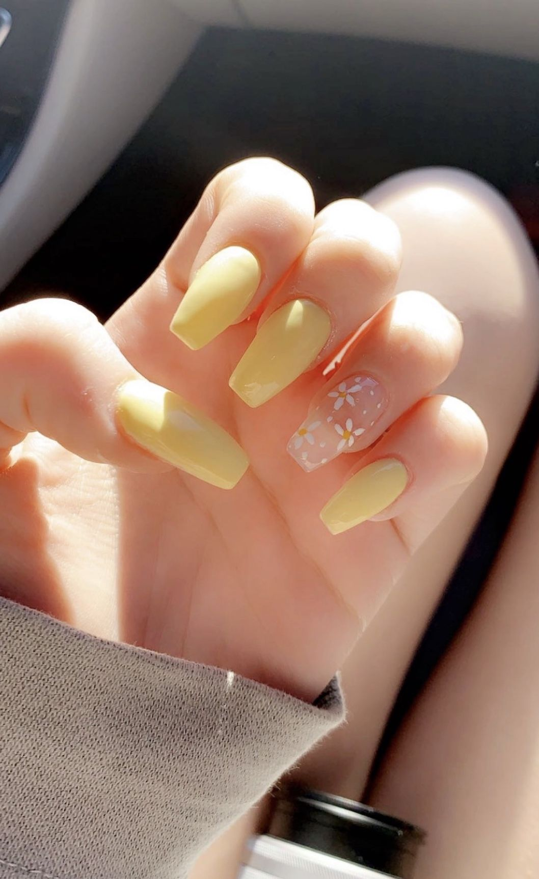 Michelle Jiang Short Acrylic Nails Designs Acrylic Nails Coffin Short Cute Acrylic Nail Designs