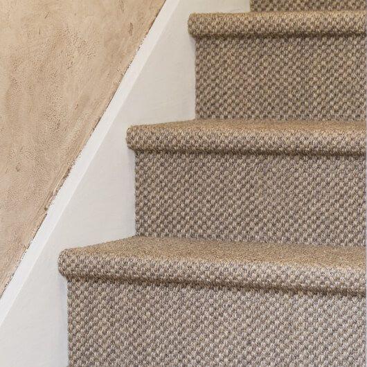 r novation d 39 escalier en sisal escalier pinterest style scandinave escaliers et maniere. Black Bedroom Furniture Sets. Home Design Ideas