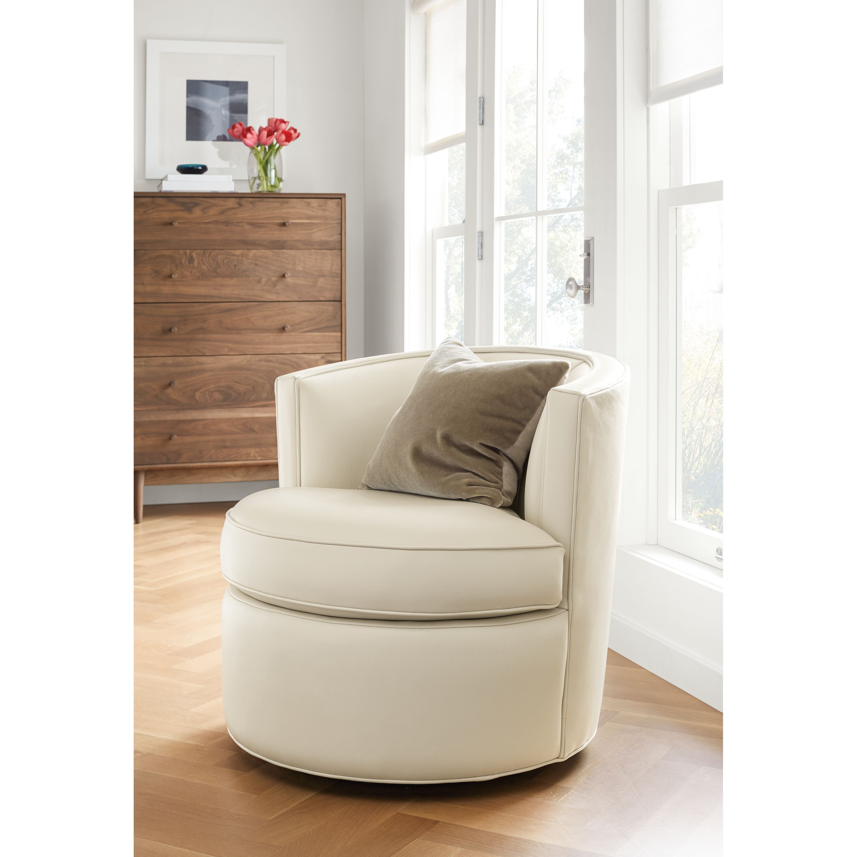 Otis Swivel Chair Swivel Chairs Modern Living Room