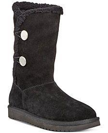 9a042055719 Koolaburra by UGG® Women s Kinslei  Boots  Macys  Fashion  Shoes  Womens