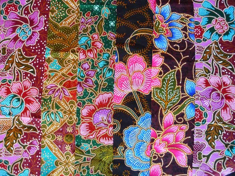 tissu batik pinterest tissu batik indon sie et tissus indiens. Black Bedroom Furniture Sets. Home Design Ideas