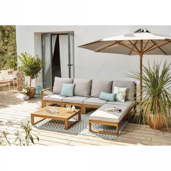 Salon de jardin et ensemble repas | Deco nouvelle maison ...