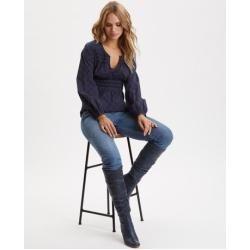 Druckblusen für Damen #blousedesigns