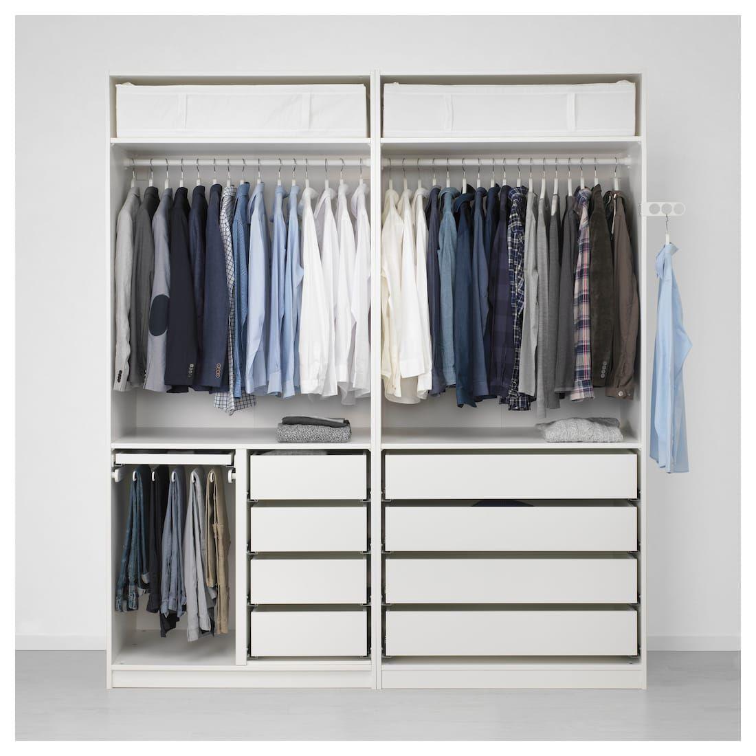 Us Furniture And Home Furnishings Ikea Wardrobe Ikea Pax