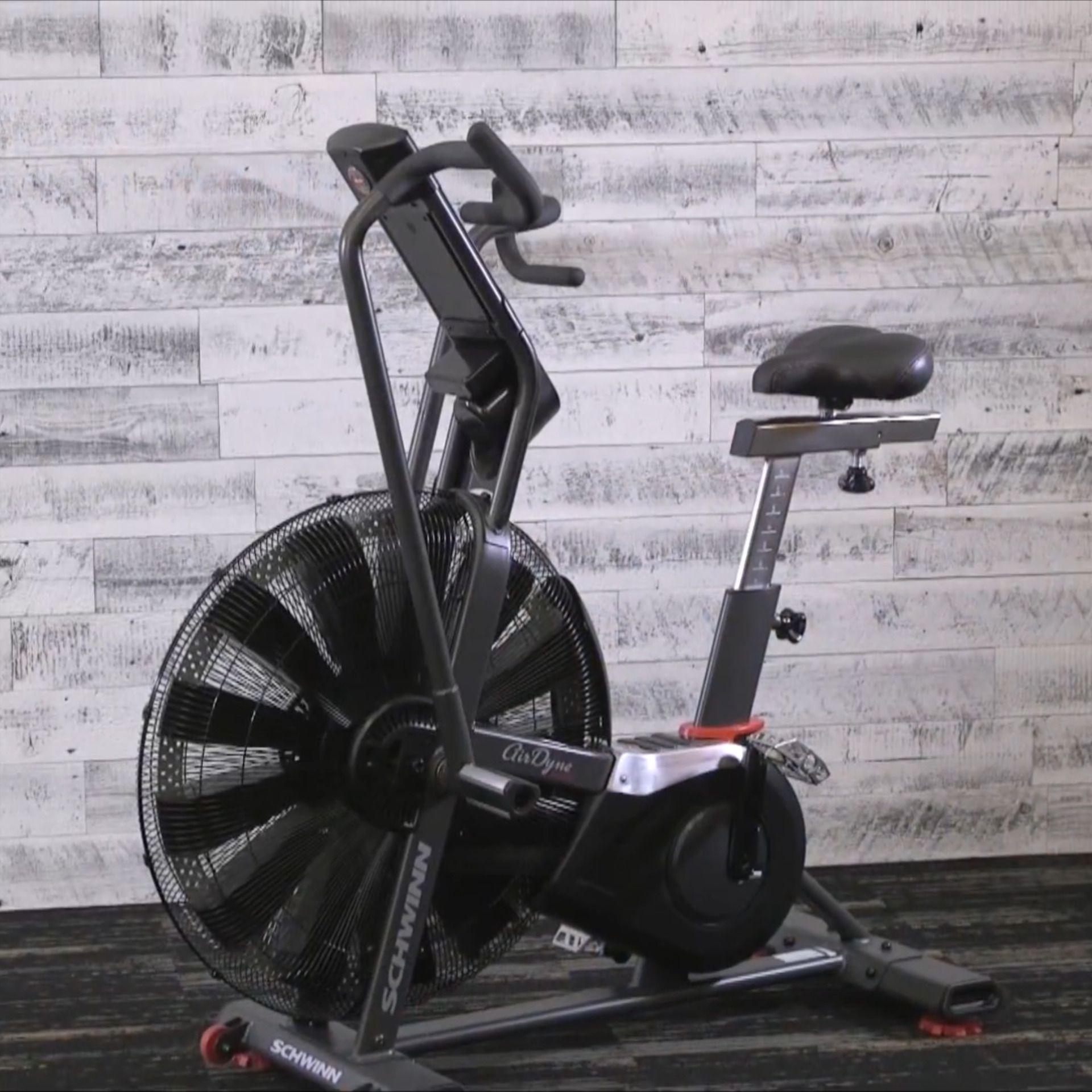 Schwinn Airdyne Calories Burned Recumbent Bike Workout Biking Workout Exercise Bikes
