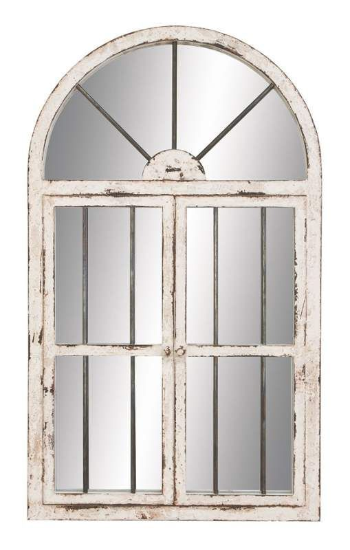 Aspire Home Accents 74397 Faux Window Foyer Decorating Home Decor Mirrors