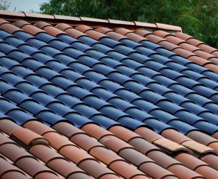 Solar Shingles Might Be the Toughest Roofing Material You