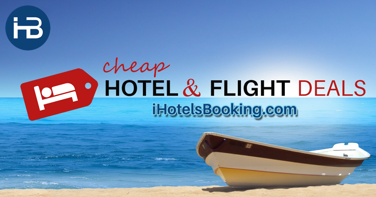 looking for cheap flights? find cheap hotel and flight hotel deals with ihotelsbooking. we offer cheap deals for hotel and flight together you don't need to search for hotel and flight individually. just go to our website and book your flight and hotel at once. #cheaphotels #hotelbooking #discounthotels #agoda #hotelsnearme #pricelinehotels #cheapflightdeals
