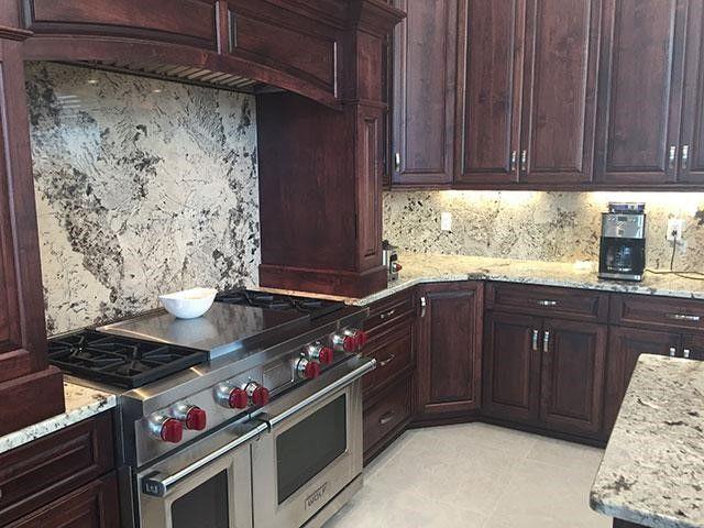 alaska cream granite kitchen designs and kitchen countertops