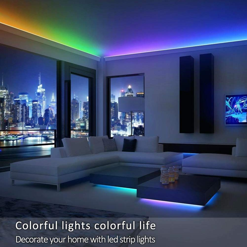 Led Strip Lights With Remote In 2020 Led Color Changing Lights