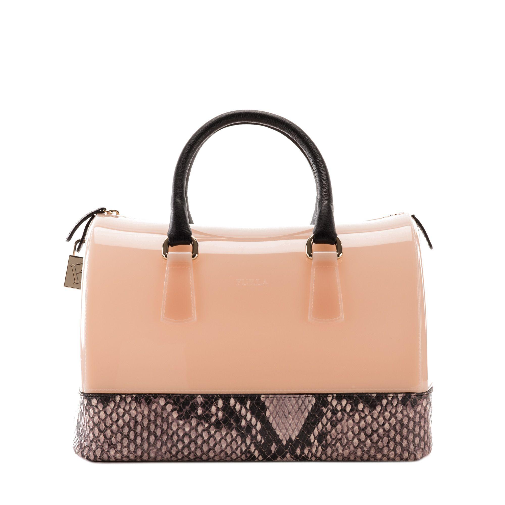Essentiel Top Handle Handbag On Sale, Green, Leather, 2017, one size