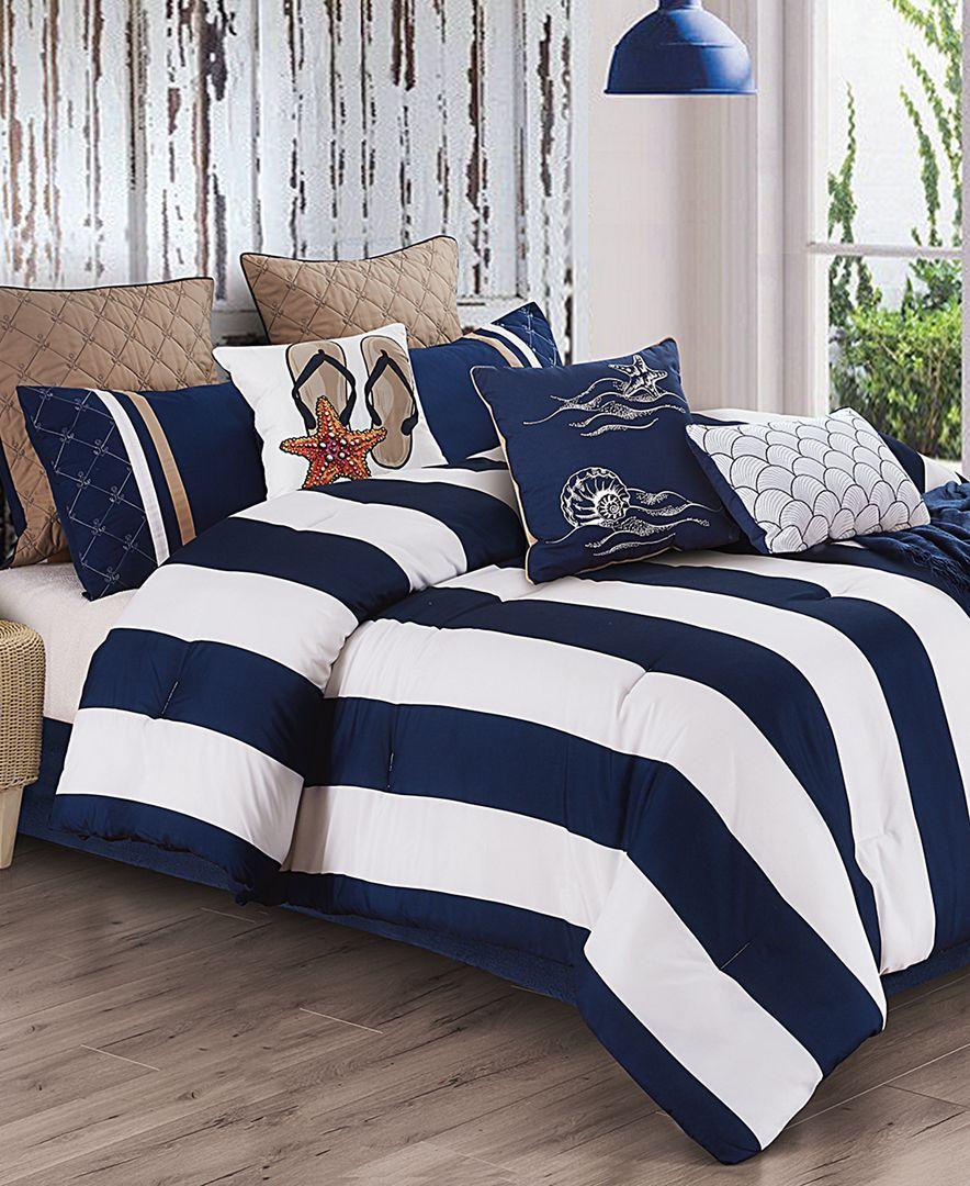 Copa 10 Pc Queen Comforter Set