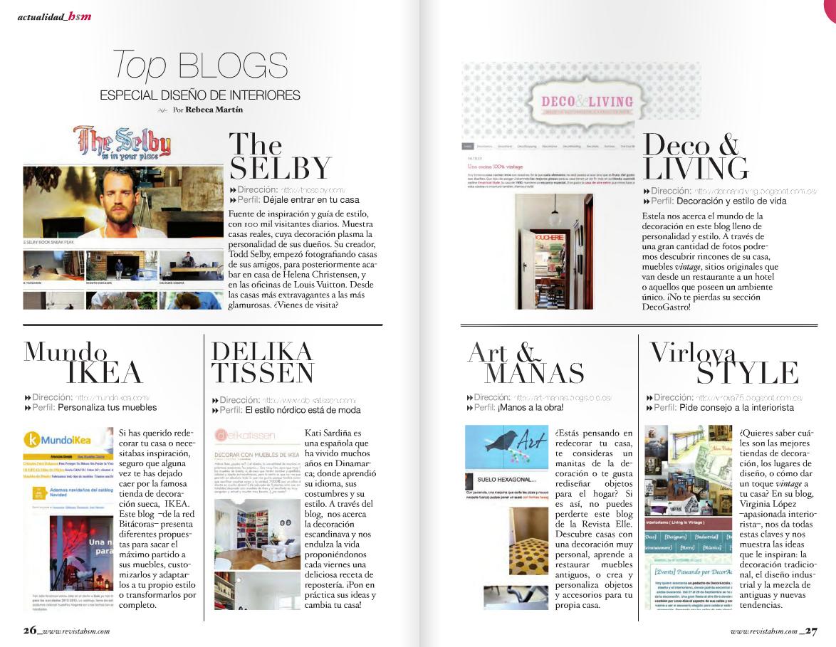 revista diseo de interiores 1 - Revistas De Diseo De Interiores