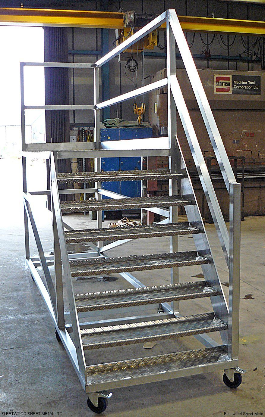 Exceptionnel Mobile Staircase