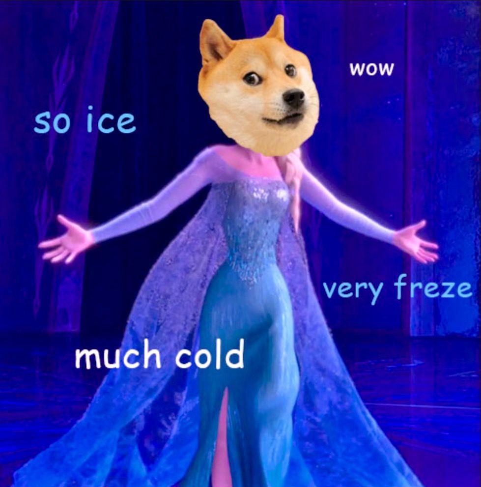 Pin By Achiraya Narongchanchaikul On Doge Funny Memes Memes Doge Meme