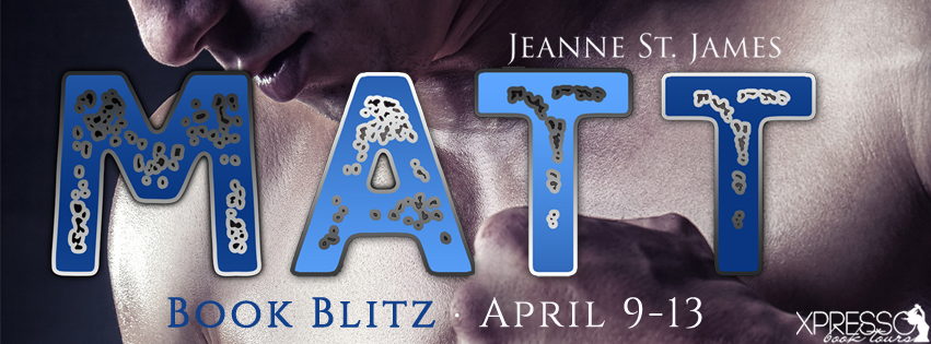 Paranormal Romance...And Beyond: Xpresso Book Tours ~ Brothers in Blue: Matt by Jea...