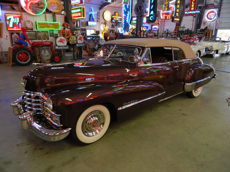 1947 Cadillac Series 62 Convertible For Sale in Orange, California ...