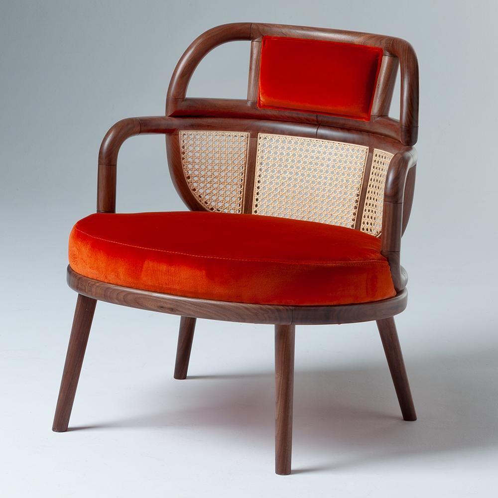 Havana Armchair | Armchair, Velvet armchair, Chair