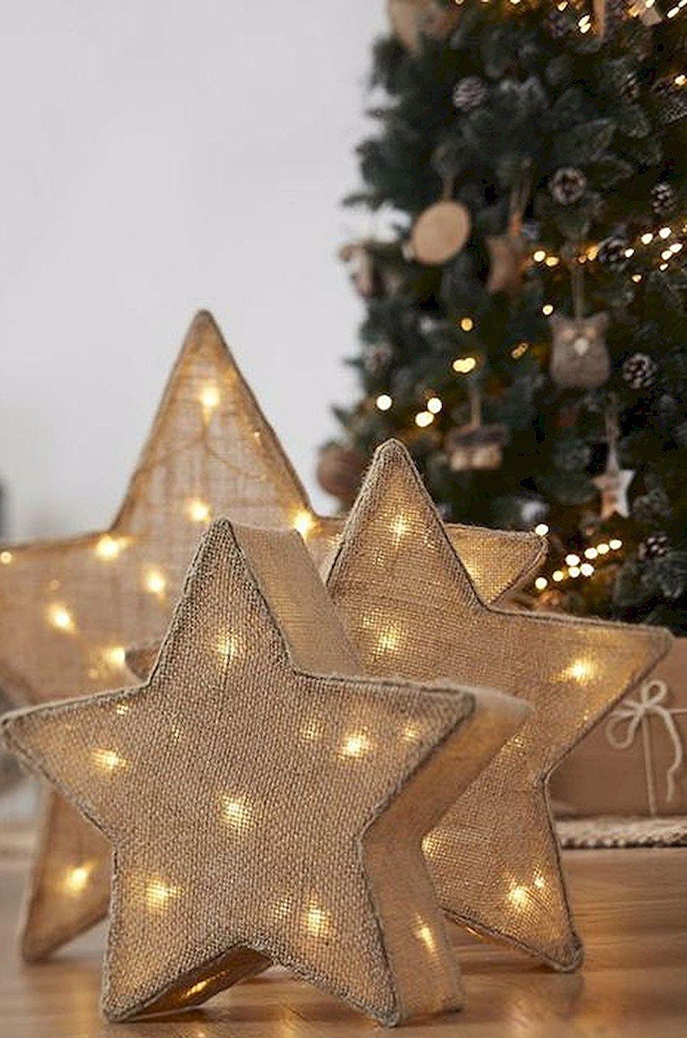 30 Rustic And Vintage Christmas Tree Decor Ideas 14 In 2020 Alternative Christmas Tree Vintage Christmas Tree Christmas Tree Decorations