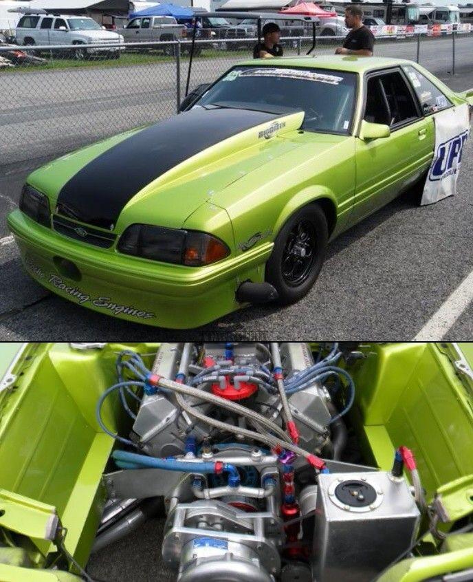 Chris Evans 1990 X275 Ford Mustang AKA \