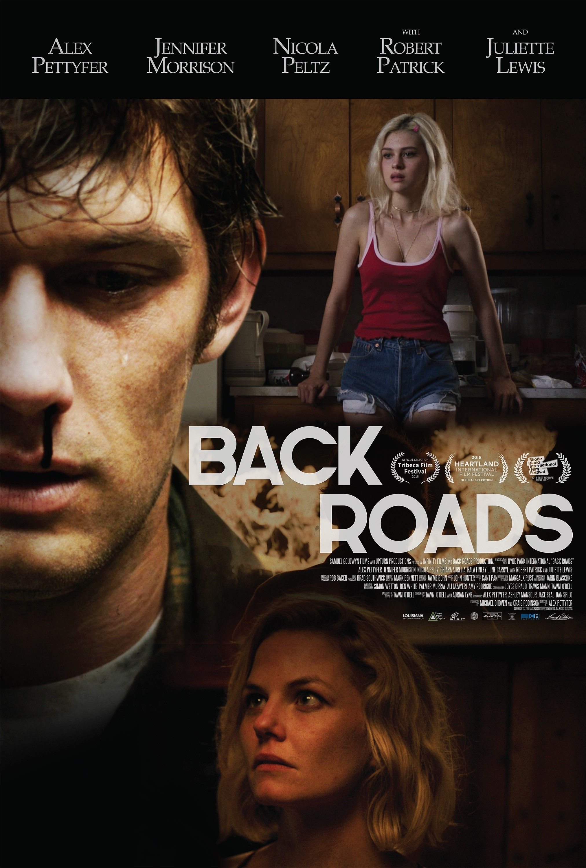 Back Roads Turkce Altyazili Izle Hd Izle 2 Jennifer Morrison Film Alex Pettyfer