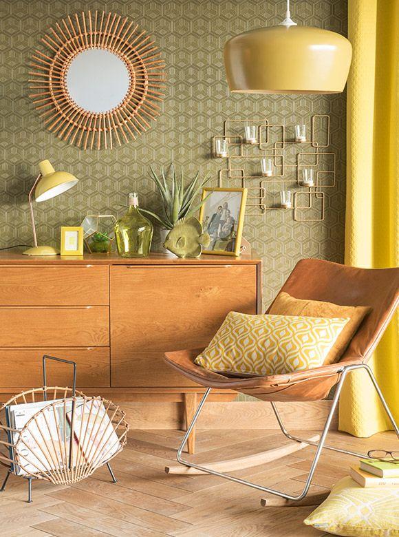awesome einfache dekoration und mobel die neuen trends der raumgestaltung #2: Entdecken Sie die neue Möbel- und Innendekorations- Kollektion von Maisons  du Monde. 7 Stilrichtungen und über 1800 Neuheiten: Sofas, Lampen, ...
