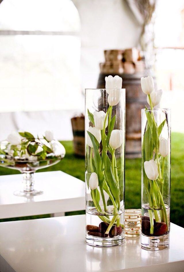 Decorar mesas Decoraciòn Pinterest Decorando mesas, Mesas y - decorar jarrones altos