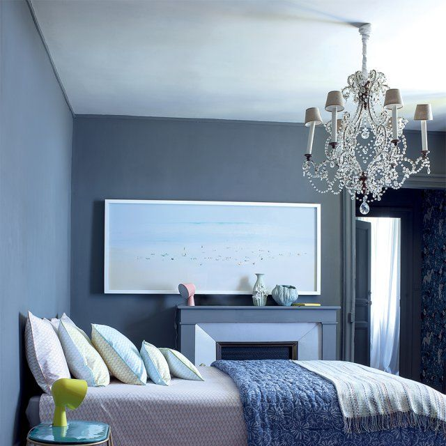 Beautiful Chambre Bleu Pastel Photos - Yourmentor.info ...