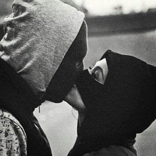 Follow: @Junior D-Martin #love #cute #mask #couple #danger #bae