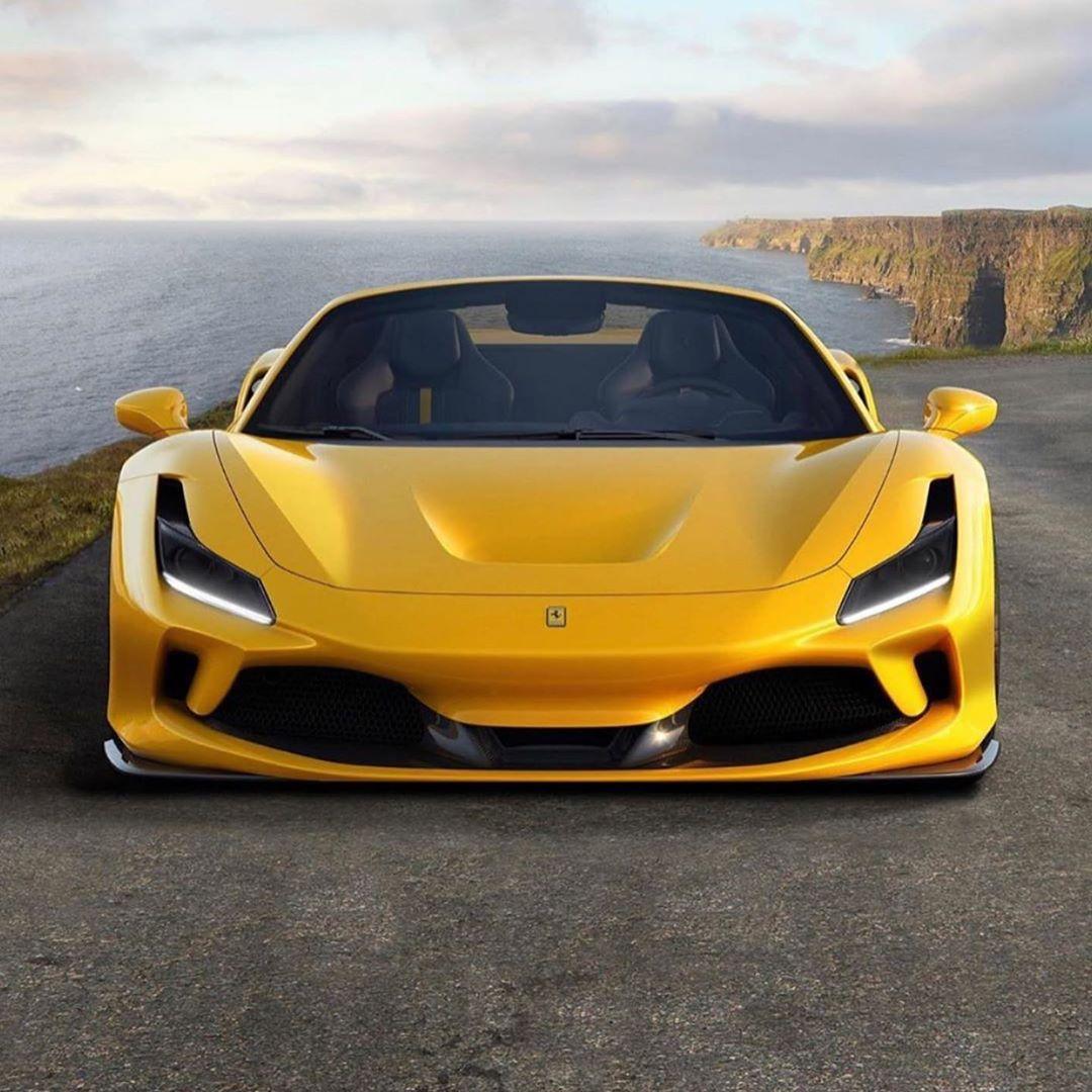 Ferrari F8 Spider #f8spider #ferrarif8spider #ferrari #prancinghorse #supercar #instacar  #cargram #carstagram... #newferrari