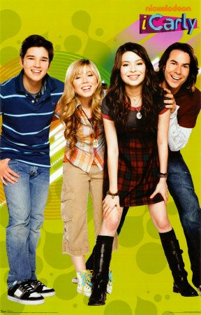 Icarly Icarly Cast Icarly Icarly And Victorious